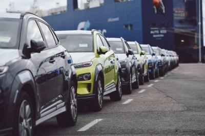 Hyundai Kona Electric jõuab Eestis müügile